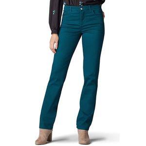 3/$35 Lee Instantly Slim Monroe Straight Leg Jeans
